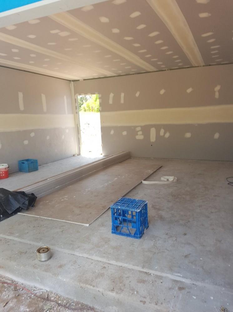 Plastering in Gympie