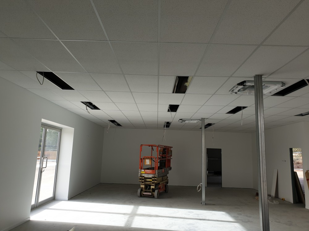 Fit out on the sunshine coast