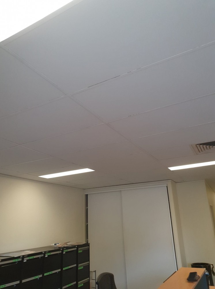 Brisbane ceiling tile replacement